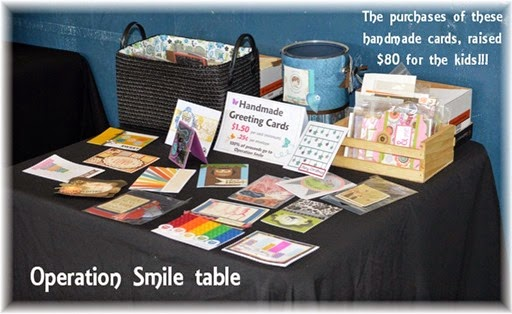 2015-5 NSD_Spring Fundraiser_Operation Smile table