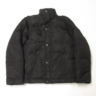 Gucci Black Down Coat