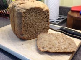 Honey Whole Grain Wheat Bread Recipe
