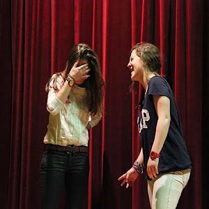 """""""El enfermo imaginario"""" - Certamen de teatro - """"La Campana es Sueño"""" - 2014 -"""