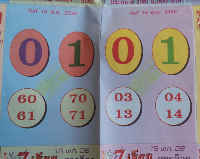 16/5/2016 Thai Lottery Tips - Page 25 20160507_144424