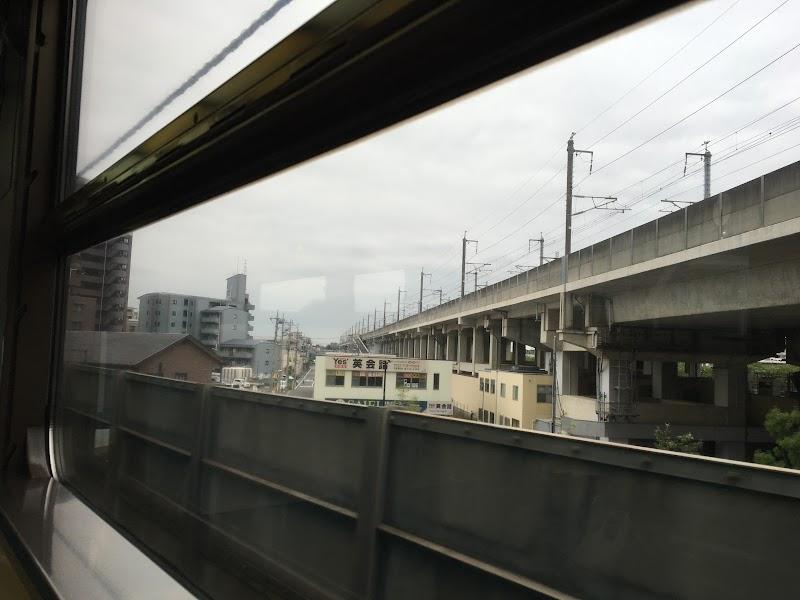 07:49 南浦和駅手前