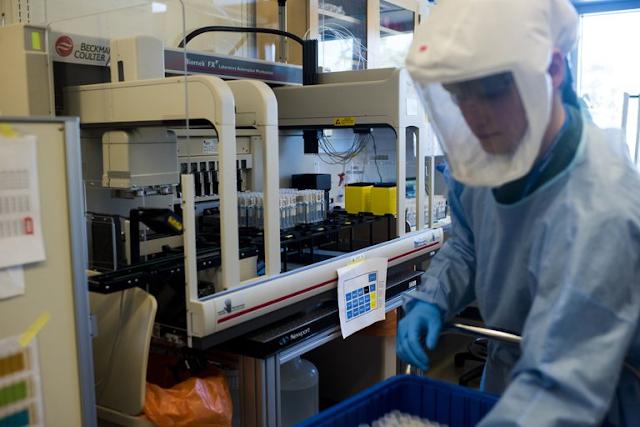 Descubren la clave que puede interferir en el avance del coronavirus sobre las células humanas