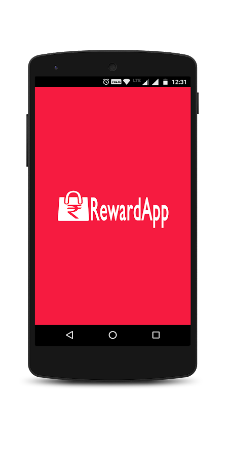RewardApp- screenshot