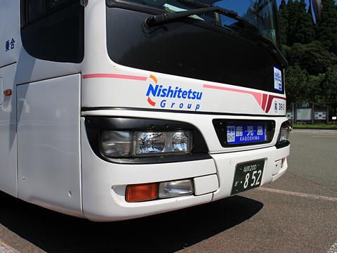 西鉄高速バス「桜島号」昼行便 3913 えびのPAにて その2