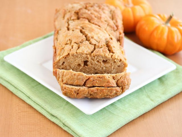 Pumpkin Ale Bread