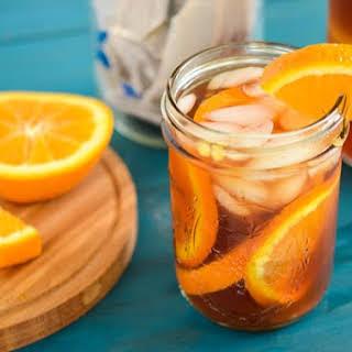 Orange Sweet Tea.
