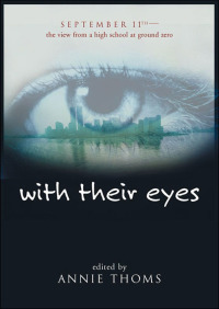 with their eyes By Annie Thoms