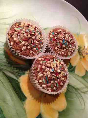 cupcakes nutella 3 ingredienti!