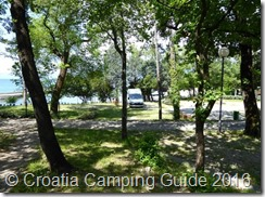 Croatia Camping Guide - Pitch 2