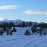 Så er ein tilbake på skiarenen rundt skihytta