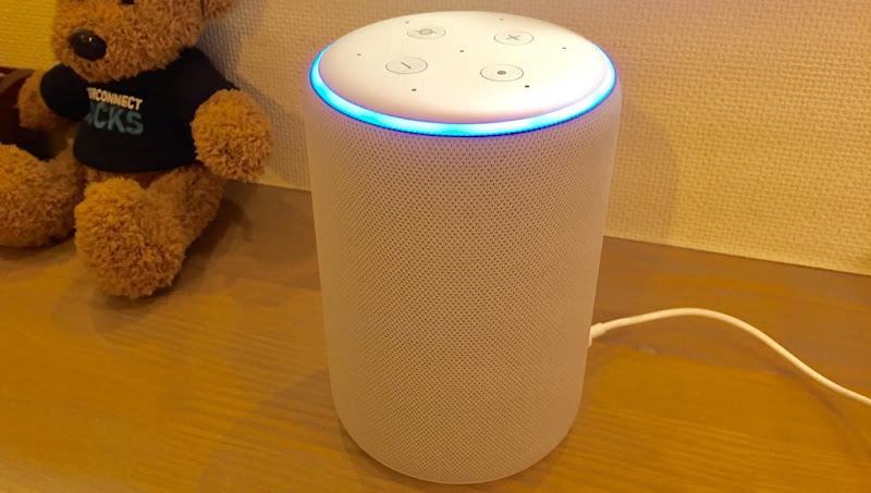 Amazon Echo Plus 第2世代
