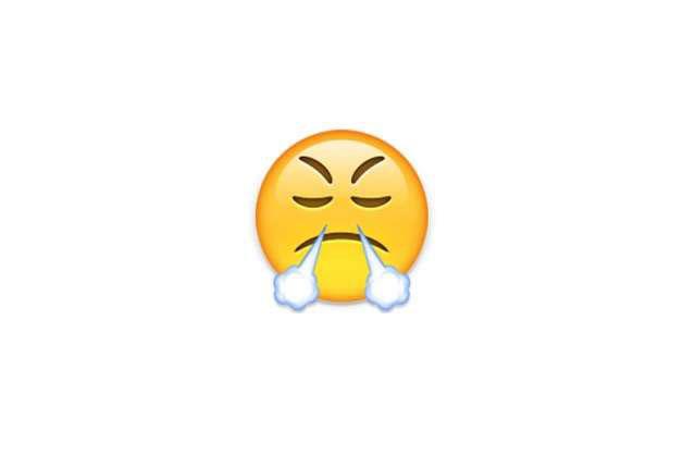Biểu tượng cảm xúc Facebook Emoticon giải tỏa căng thẳng