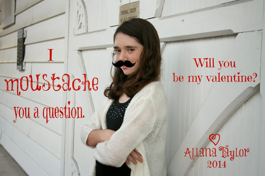 AllanaValetine2014 Pinterest Inspired Valentines Day Cards
