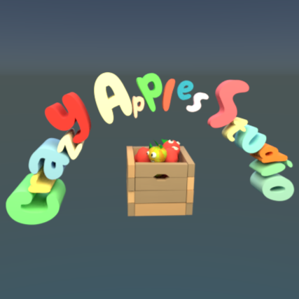 CrazyApplesStudio