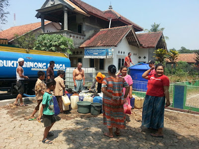 Kekeringan Hampir Merata di Jawa Barat