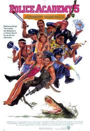 Loca academia de policía 5 Operación Miami Beach (1988)