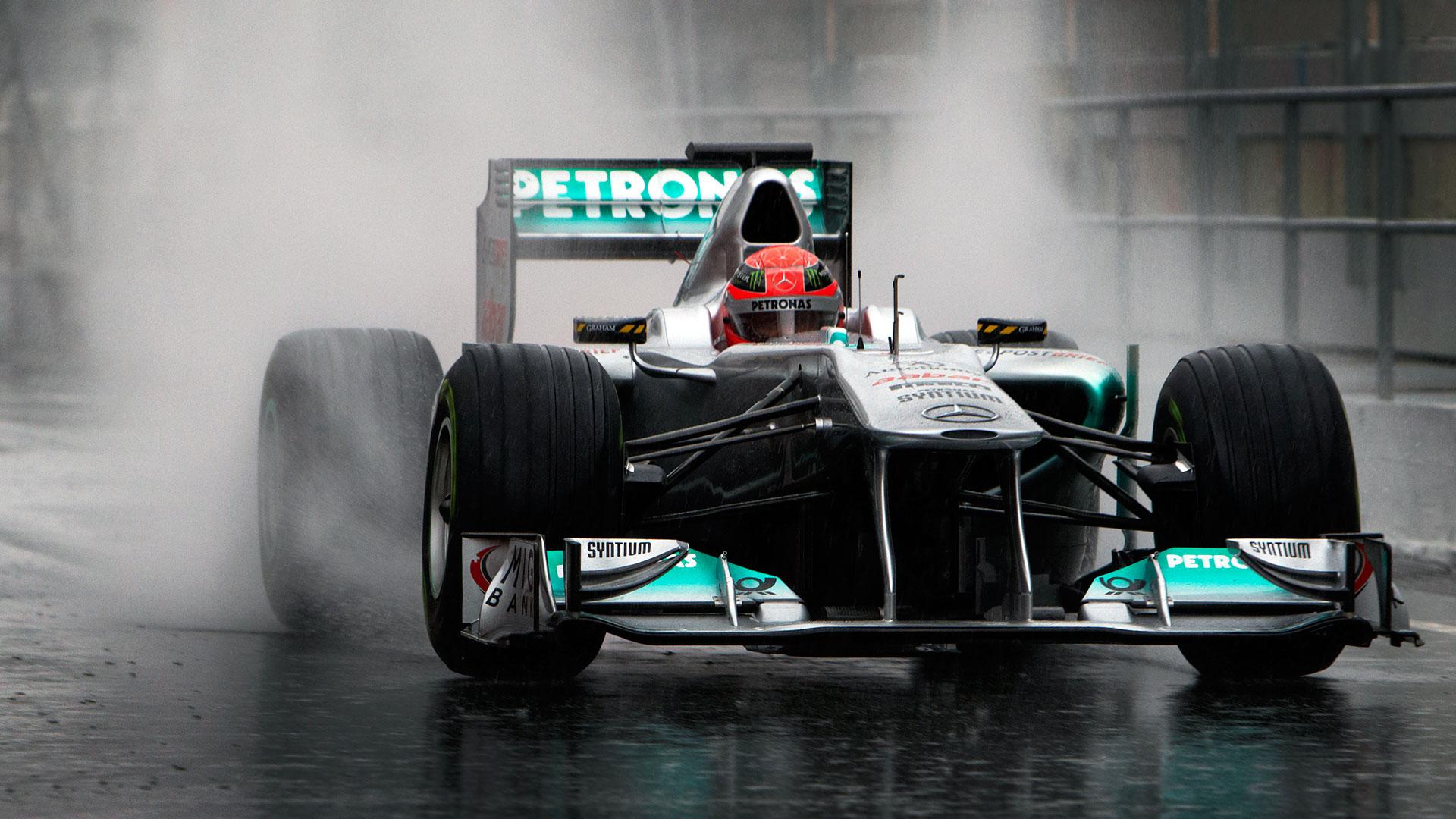 Schumacher Mercedes F1 Full Hd Wallpaper: HD Wallpapers 2011 Testing Formula 1 Cars
