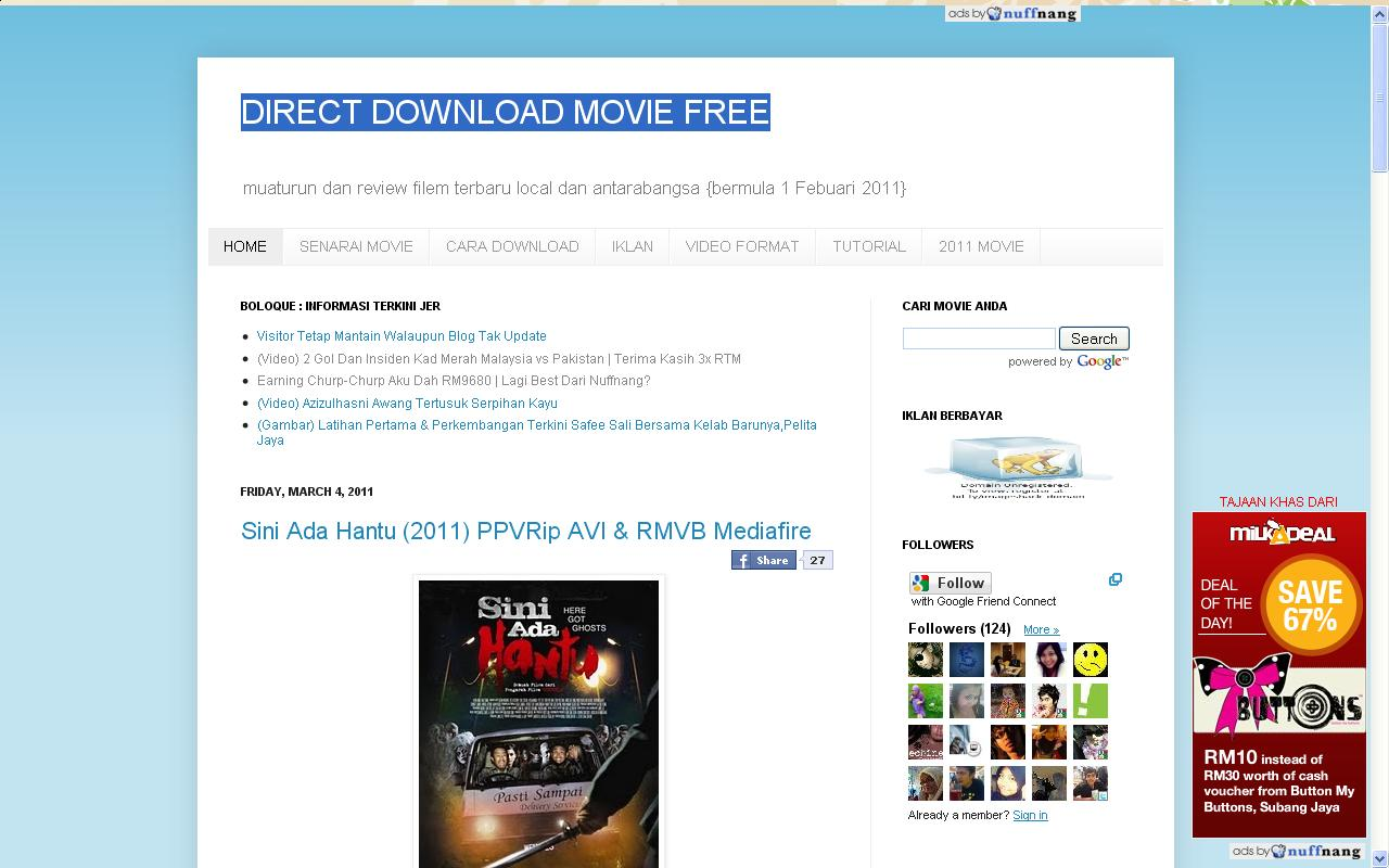 how to direct download tv series for free