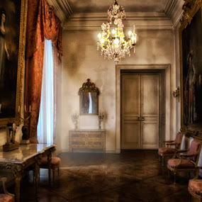 Nimphenburg palace by Jasna Petrovic-Zivkovic - Buildings & Architecture Other Interior