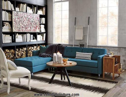 Những mẫu ghế sofa nhiều khối cho phòng khách thêm hiện đại_tin tức nội thất phòng khách-7
