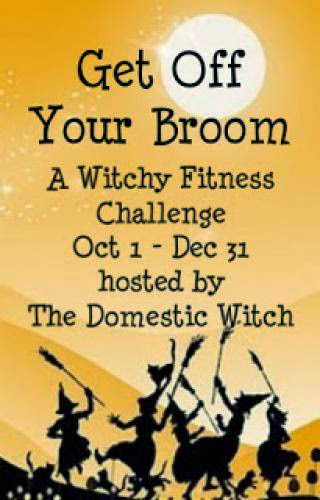 Get Off Your Broom A Witchy Fitness Challenge