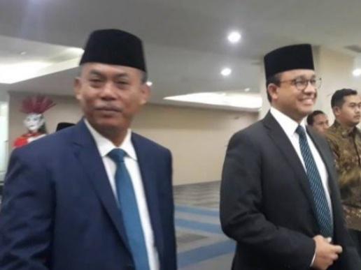 Bela Ketua DPRD Jakarta, PDIP Sentil Anies: Sudah Tahu Pilgub DKI 2024, Kenapa Ngeluh?
