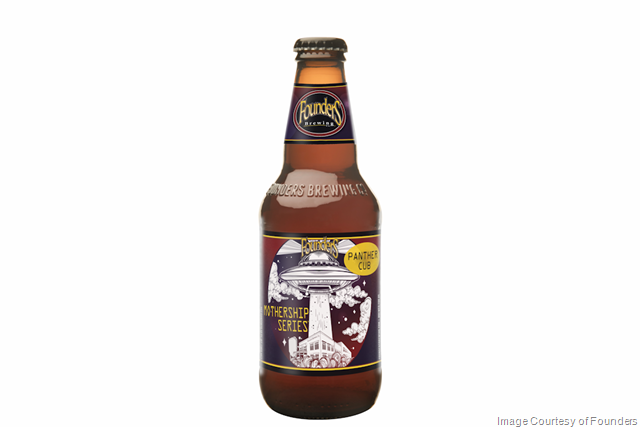 Founders Releasing Mothership Series # 4 - Panther Club