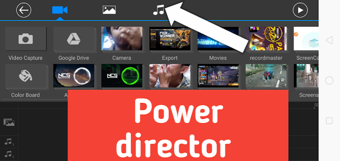 How to edit videos using kinemaster or powerdirector in 2020