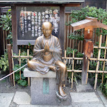 buddha in Asakusa, Tokyo, Japan