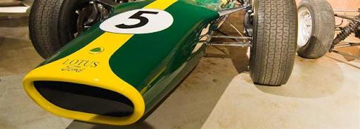 Bruselas Valonia: Lotus clásico en Spa, donde está el circuito de Formula 1 en Bélgica