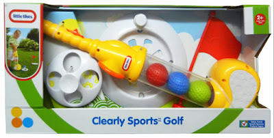 Đồ chơi đánh Golf Little Tikes Clearly Sports Golf