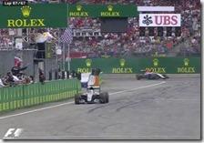 Lewis Hamilton ha vinto il gran premio di Germania 2016