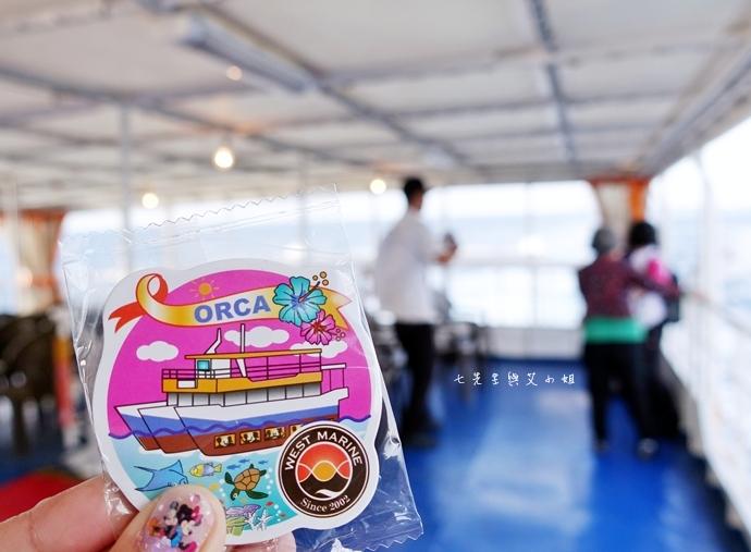 26 沖繩自由行 那霸一日遊 波上宮、波之上海灘、海底觀光遊覽船、白鯨號夕陽遊輪晚餐