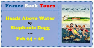 French Village Diaries France Book Tours Heads Above Water Stephanie Dagg France et Moi Interview