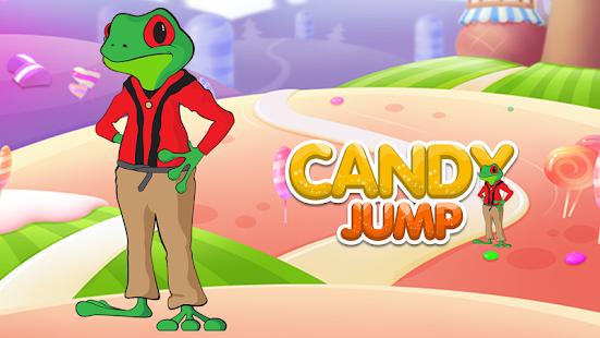 Izzy Candy Jump - náhled