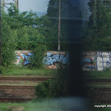 Hungary from the Train