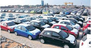 Siganture des licences d'importation des véhicules depuis hier : déception chez les concessionnaires automobiles