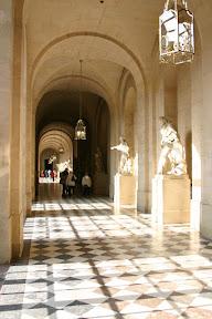Hallway, Versailles