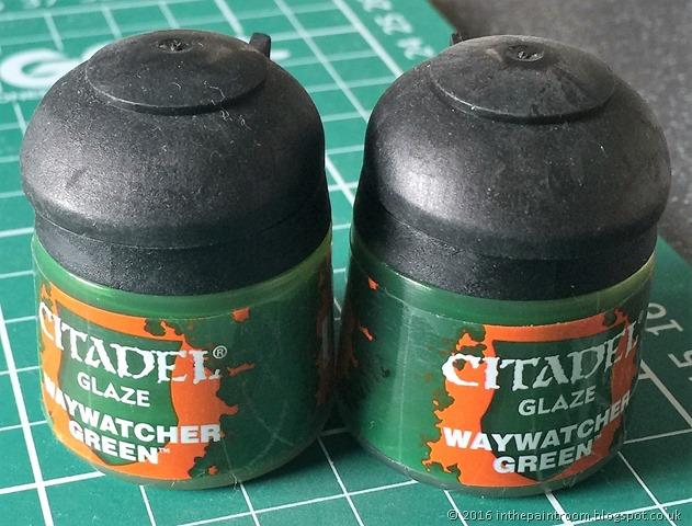 Citadel Waywatcher Green Glaze