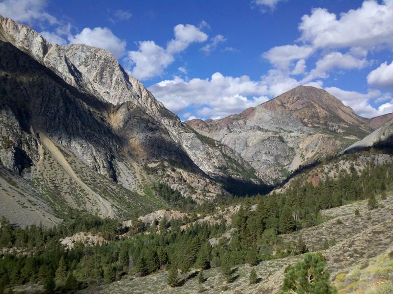 High Sierra • Tioga Pass