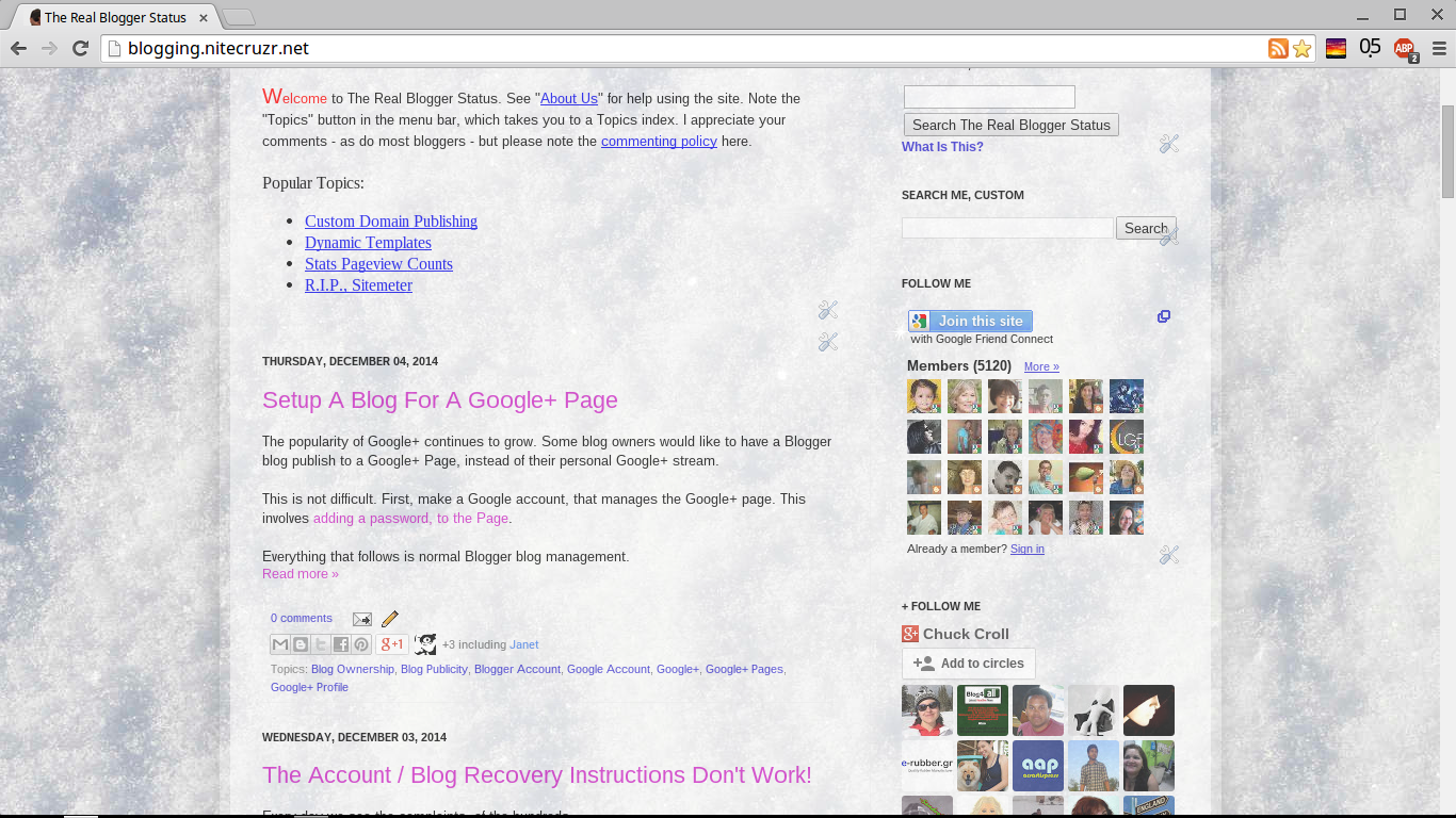 Why do blogger downscale the favicon so harshly? - Blogger Help