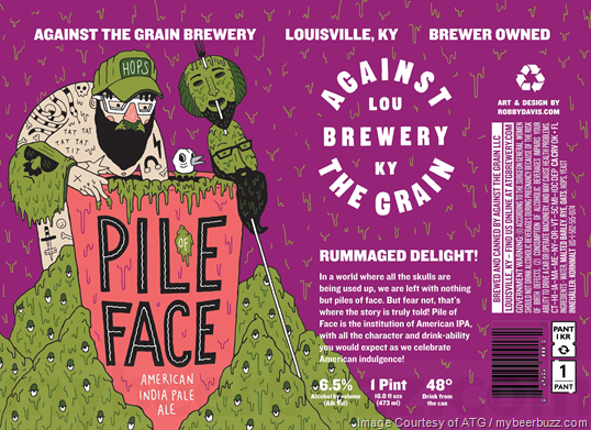 Against The Grain - Pile Of Face & Citra Ass Down