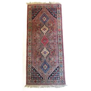 Yalameh Wool Runner
