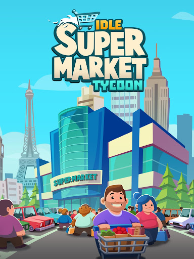Idle Supermarket Tycoon - Tiny Shop Game - screenshot