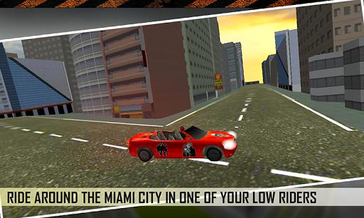 Miami Crime City Driver 3D
