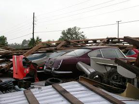 Wreck Ferrari