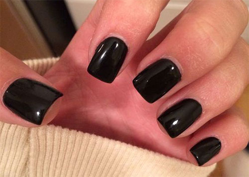 Gel Nail Designs Pink And Black Hireability