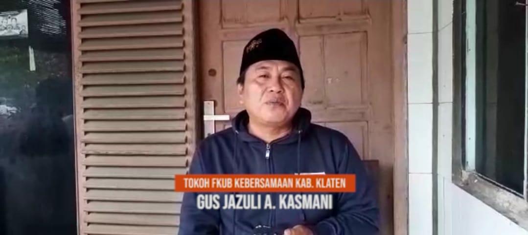 FKUB Kebersamaan Klaten Respon Positif Penunjukan Komjen Pol Listyo Sigit Prabowo Sebagai Kapolri