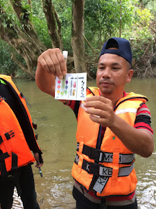 River Conservation Training with Local Communities in Setiu Terengganu (CmE)